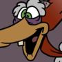 80 Year Old Woodpecker