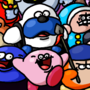 Kirby Has a lot of Characters