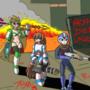 Rockman X Dive: The Line