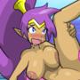 Shantae x Slime-gal