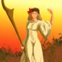 Female Druid