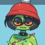 Christmas Tree-frog