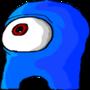 blue alien by lgnxhll