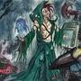 Crazed wizard by sapoman