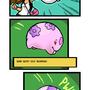 Pokemon - Tapir Fetus by Sabtastic