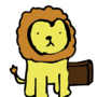 Sad Lion by nakamakun
