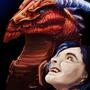 I Wanna be a Dragon! by Clarevoyant