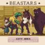 50 Beastars Characters Pixelart Collage