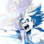 Father and Son Kamehameha My Hero Academia Art Style
