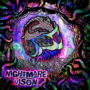 Fake Album Art - (lost 2018 artwork) - Nightmare Visions