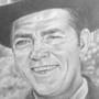 "Dale Robertson of ""Tales of Wells Fargo"""