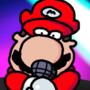 Mario in Friday Night funkin