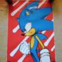Sonic The Hedgehog (print)