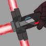 kylo lightsaber