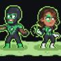 Knights of (Green) Light