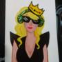 Princess Superstar card