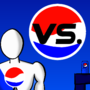 Pepsi-Man vs. Pepsi Can