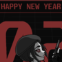 Jill Valentine - 2021 Happy New Year!