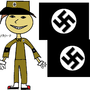 my characeter in nazi nutzi by micah5775