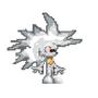 Blizzard the Hedgehog by monkeytom22