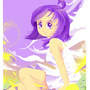 Miaa - Purple Yellow Day by Michilucy