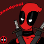 Deadpool by comicretard