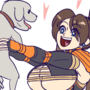 Miki and Doge