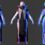'Scifi Trooper' Game Model