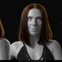 """Scarlett Johansson """"Black Widow"""" Likeness"""