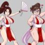 Mai and Mei