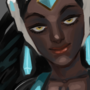 Sym (Overwatch fanart, unfortunately)