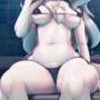 Poolside Loona (Bikini Alt)