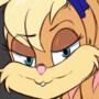 Lola Bunny practice (Fanart)
