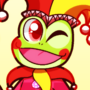 Chester The Frog Jester (New OC)