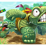 Turtle Race by Wenart
