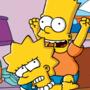 Bart and Lisa by Tarantulaben