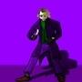 Joker by Macromanas