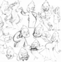 many draws