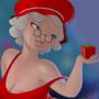 Zat You Mrs. Claus?