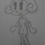 sponge lady