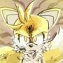 SonicBallZRedraw Super tails X SSJ2 GOHAN transformation