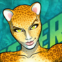 Panther girl from Congo (explicit)