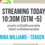 Nina Williams - Tekken - Streaming