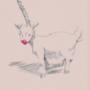 Goat dude