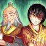 Iroh and Zuko [Gift art]