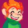 A happy Pico