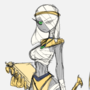 Mummy Priestess