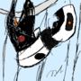 GLaDOS Portal Sketch