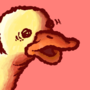 Geese Thompson from lisa the painful
