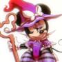 Minnie the nympho Witch!